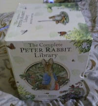 The Complete Peter Rabbit library book Gaithersburg, 20878