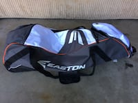 black and white Easton duffel bag Escondido, 92026