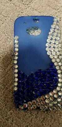 blue and silver beaded necklace Surrey, V3S 2E1