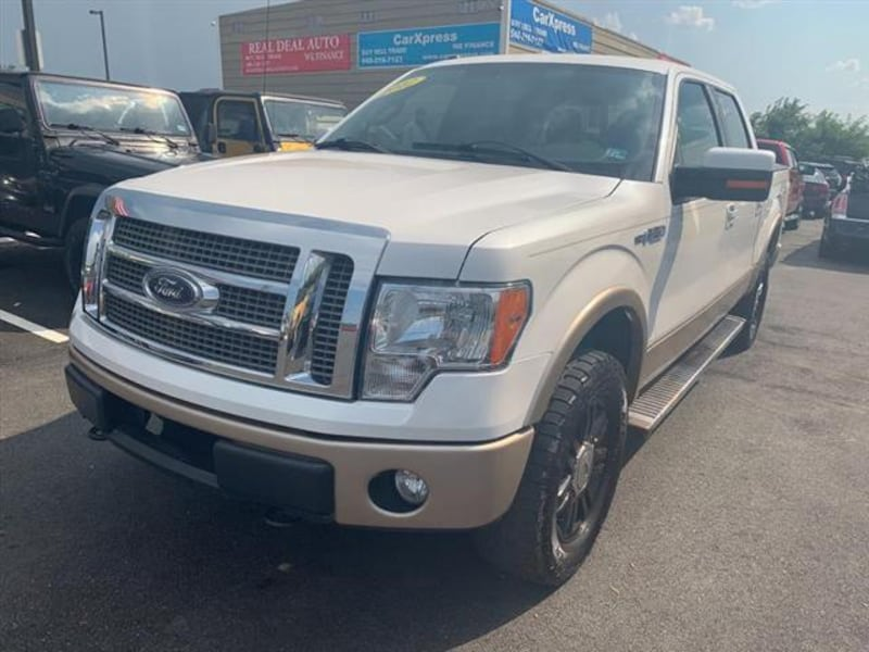 2012 Ford F-150 1