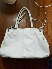 white leather 2-way handbag Las Vegas, 89128