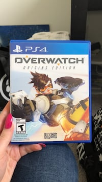 Overwatch for PS4 Oakville, L6H 6W4