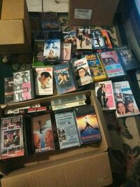 Vhs movies Las Cruces, 88007