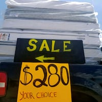 ????????MEMORIAL DAY SALE???????? Queen Size ONLY $280 you Dallas, 75207