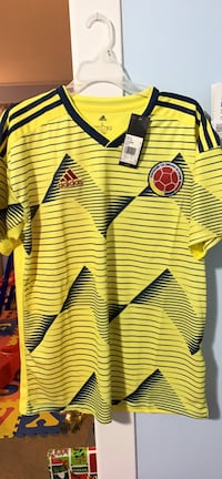 Colombian Home Jersey 2019-2020 !