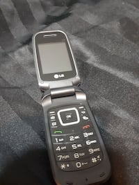 LG flip phone (wind/freedom)