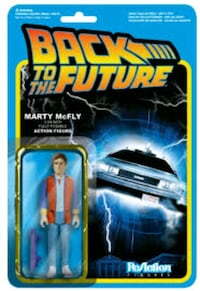 Super7 Reflection Marty McFly back to the future Norfolk, 23502