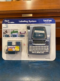 Brother PT-1880W Electronic Labeling System   Woodbridge, 22192