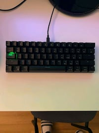 gaming keyboard motospeed ck62