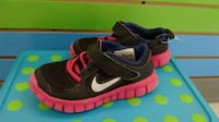 (309A) Girl's sneakers NIKE Size 10