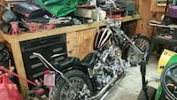 black and silver cruiser motorcycle Owings, 20736