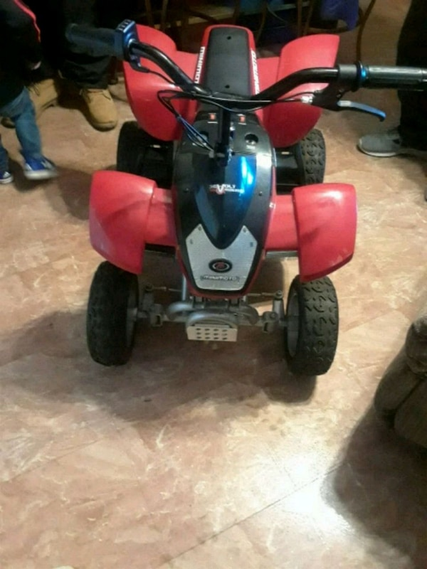 MOTOR BIKE WITH CHARGER