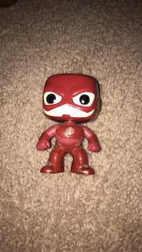 Pop! the flash vinyl figure Chesapeake, 23322
