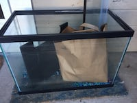 29 gal aquarium, filter, heater, and air pump Holualoa, 96740