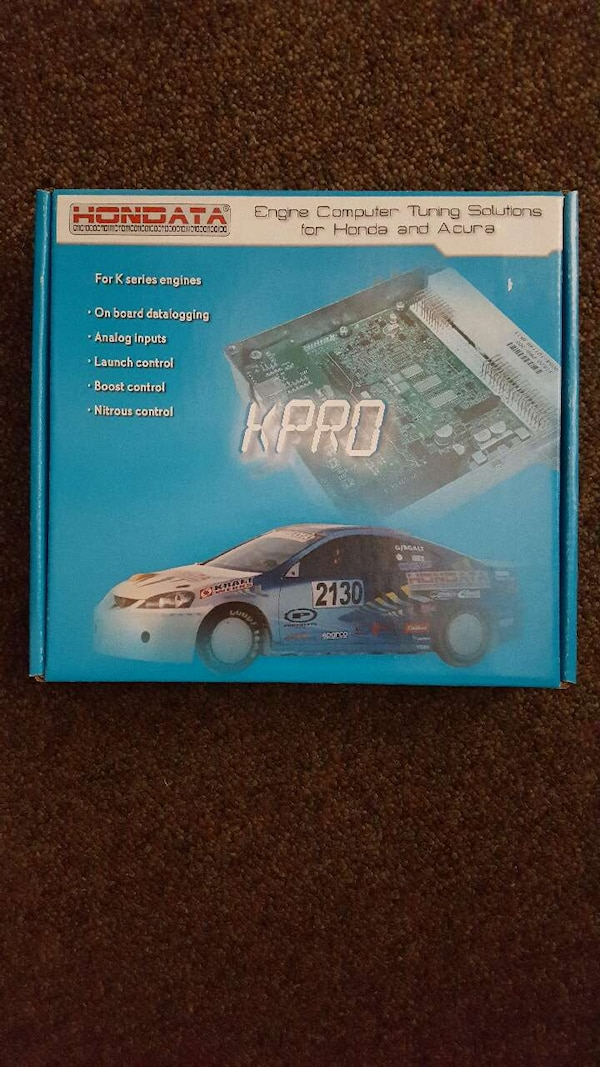 hondata KPRO v3 (newest version) PRB ecu K series
