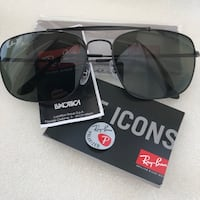 NEW Ray-Ban The Colonel RB [TL_HIDDEN]  polarized Black Toronto, M1P 5E6