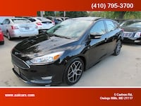 2015 Ford Focus for sale Owings Mills