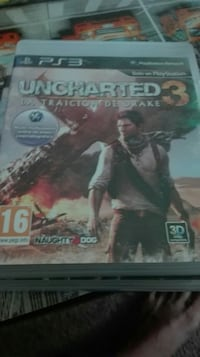 Uncharted 3 Illescas, 45200