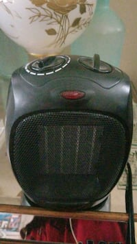 Electric small heater