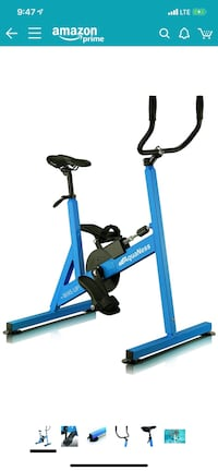 Wike-Water Exercise Bike Axton, 24054