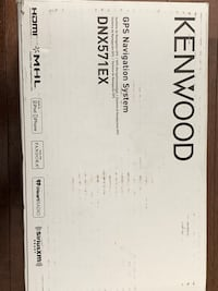 Kenwood truck or car stereo Surrey, V4N