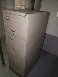 Legal Size file cabinet 4 drawer Brooklyn