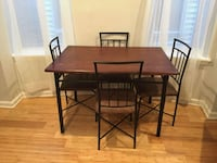 Dinning table and chairs Philadelphia