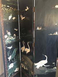 Beautiful wooden screen with 2 different designs Henderson, 89044