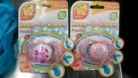 BRAND NEW Pacifiers Vaughan, L4L 8S9