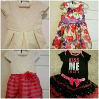 Assorted Toddler Dresses  Calgary, T3J 4S8