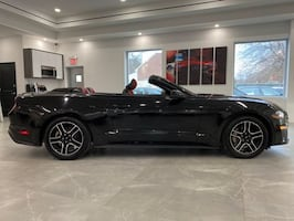 2018 Ford Mustang EcoBoost Convertible Premium