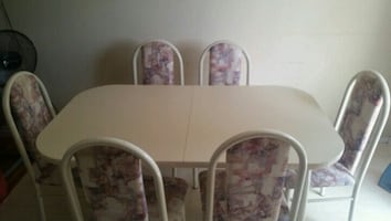 Dining table 6 chairs!!!!!