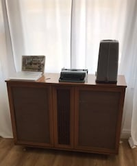1960's record player, entertainment console Lake Elsinore, 92530