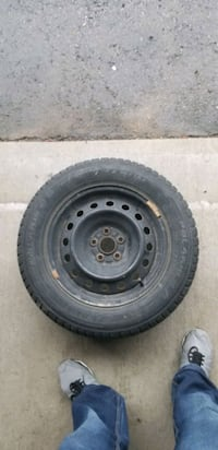 Winter tires with rims London, N6H 5V8