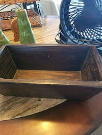Wooden tray or box  Pearl City, 96782