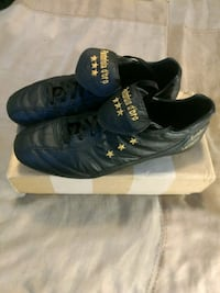 Brand new Pantofola d'Oro soccer shoes from Italy Brampton, L6W 1M4