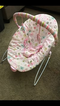 Baby bouncers vibrating chair OBO