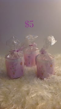 Pink Candle Holders: Brand New Brampton, L7A
