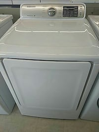 white front-load clothes washer Mount Clemens, 48043