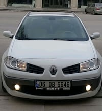 2005 Renault Megane II AUTHENTIQUE 1.5 DCI Ziraat