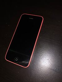 iPhone 5c Pink Ajax