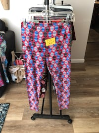 women's blue and pink pants Warren, 48088