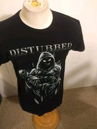 Disturbed t shirt men's L Edmonton, T5N 2Z9