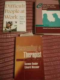 3 psych books Patterson, 95363