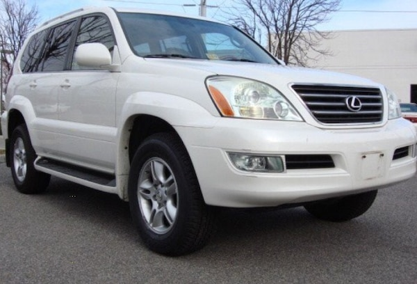 Used White Lexus Suv For In Spokane