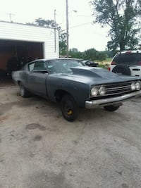 Ford - Fairlane - 1968 Clyde, 43410