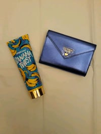 Victoria's secret wallet and lotion