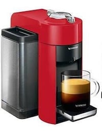 BRAND NEW Nespresso Vertuo Red Surrey, V3R 0N9