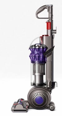 Purple and gray dyson upright vacuum cleaner Oakville, L6M 5G7