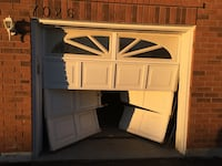 Garage door repair Mississauga, L5K 3Z6